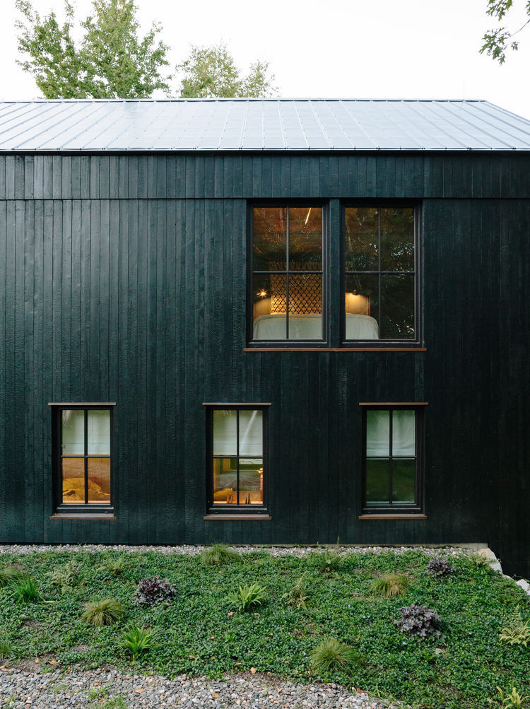 Interior hudson valley passive house simple beyond for Hudson house