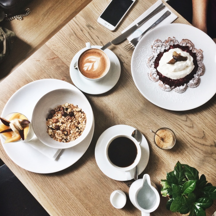 Bistro proti proudu — Best cafes in Prague