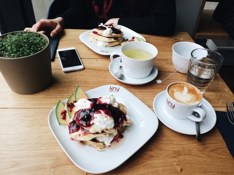 Home kitchen — Best cafes in Prague