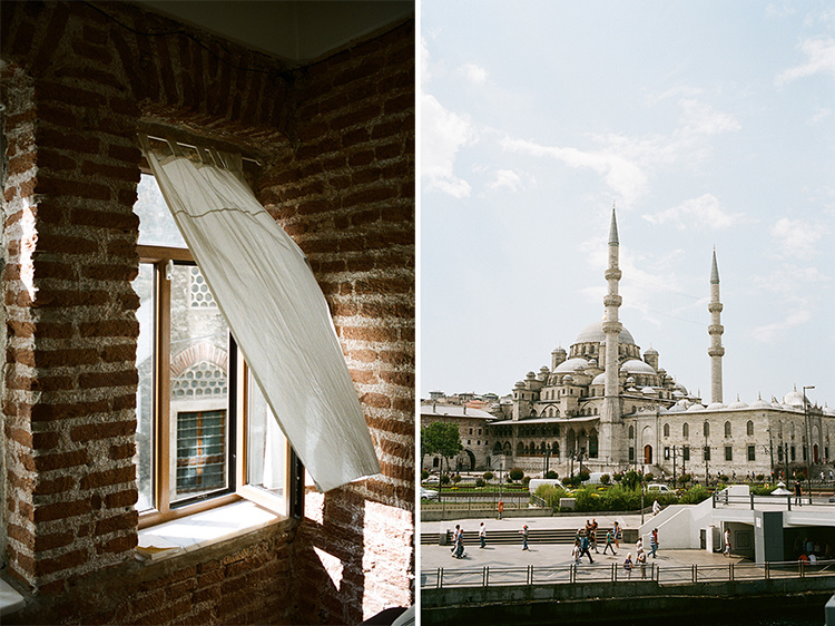 Istanbul by Fred Togas
