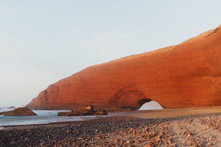 Legzira beach 7
