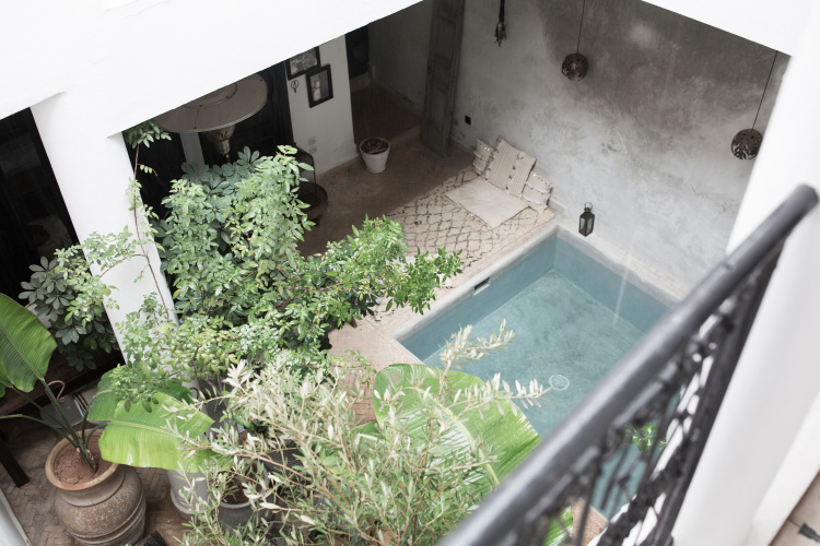 Beautiful Riad in Marrakech