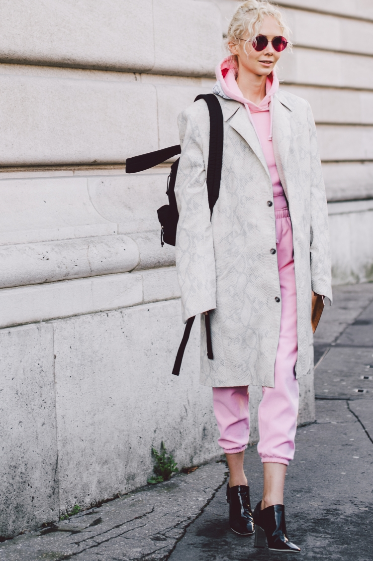 Paris Fashion Week Street Style Chloe // Simple + Beyond